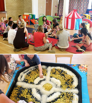 Baby & Toddler Group